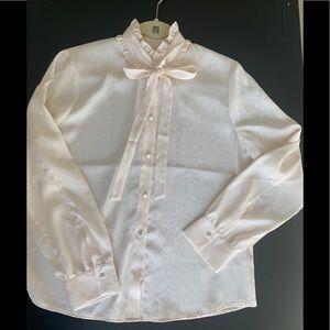 Babaton high neck blouse